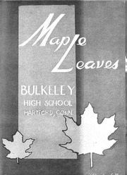 Bulkeley High School - Class Yearbook (Hartford, CT) online yearbook collection, 1955 Edition, Page 5