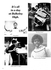 Bulkeley High School - Class Yearbook (Hartford, CT) online yearbook collection, 1983 Edition, Page 14