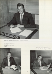 Bullard High School - Lance Yearbook (Fresno, CA) online yearbook collection, 1958 Edition, Page 12 of 112