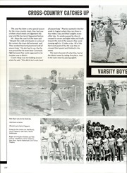 Burges High School - Hoofbeats Yearbook (El Paso, TX) online yearbook collection, 1985 Edition, Page 158 of 222