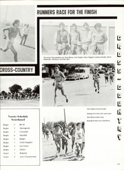 Burges High School - Hoofbeats Yearbook (El Paso, TX) online yearbook collection, 1985 Edition, Page 159