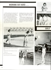 Burges High School - Hoofbeats Yearbook (El Paso, TX) online yearbook collection, 1985 Edition, Page 170 of 222