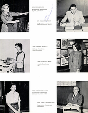 Burgettstown Area High School - U Yearbook (Burgettstown, PA) online yearbook collection, 1962 Edition, Page 15