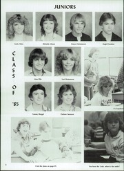 Burke Central High School - Panther Yearbook (Lignite, ND) online yearbook collection, 1984 Edition, Page 12