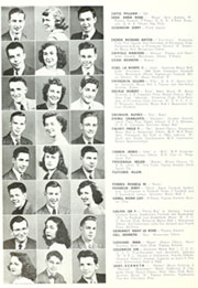 Burlington High School - Oread Yearbook (Burlington, VT) online yearbook collection, 1948 Edition, Page 20
