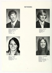 Burt Township School - Polar Bears Yearbook (Grand Marais, MI) online yearbook collection, 1973 Edition, Page 8
