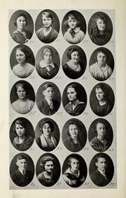 Business High School - Commercial Record Yearbook (Pittsburgh, PA) online yearbook collection, 1921 Edition, Page 12