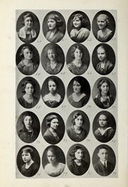 Business High School - Commercial Record Yearbook (Pittsburgh, PA) online yearbook collection, 1921 Edition, Page 16