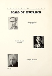 Butler High School - Tropaeum Yearbook (Butler, IN) online yearbook collection, 1940 Edition, Page 10