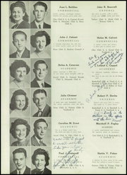 Butler Township High School - Americana Yearbook (Fountain Springs, PA) online yearbook collection, 1945 Edition, Page 16