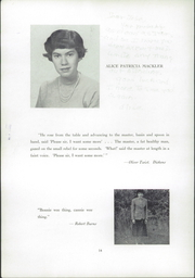Buxton School - Yearbook (Williamstown, MA) online yearbook collection, 1950 Edition, Page 16