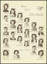 Byram High School - Wow Yearbook (Jackson, MS) online yearbook collection, 1947 Edition, Page 17 of 62