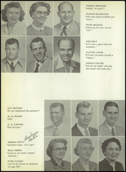 C F Brewer High School - Bear Tracks Yearbook (White Settlement, TX) online yearbook collection, 1955 Edition, Page 12 of 168