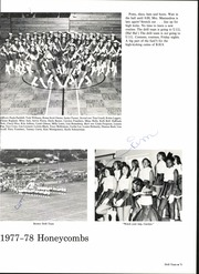 C F Brewer High School - Bear Tracks Yearbook (White Settlement, TX) online yearbook collection, 1978 Edition, Page 77