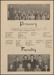 Calmar High School - Cahawk Yearbook (Calmar, IA) online yearbook collection, 1945 Edition, Page 13 of 20