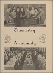 Calmar High School - Cahawk Yearbook (Calmar, IA) online yearbook collection, 1945 Edition, Page 14
