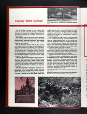 Calvary Bible College - Crown Yearbook (Kansas City, MO) online yearbook collection, 1983 Edition, Page 12