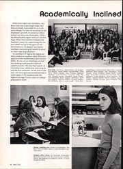 Camden High School - Gold and Black Yearbook (Camden, SC) online yearbook collection, 1975 Edition, Page 84