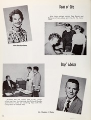 Camelback High School - Shield Yearbook (Phoenix, AZ) online yearbook collection, 1961 Edition, Page 16