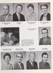 Camelback High School - Shield Yearbook (Phoenix, AZ) online yearbook collection, 1961 Edition, Page 19