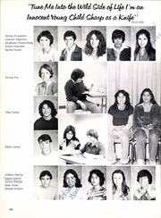 Canutillo High School - El Conquistador Yearbook (Canutillo, TX) online yearbook collection, 1977 Edition, Page 110