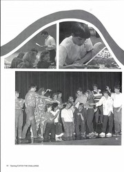 Canyon High School - Soaring Wings Yearbook (Canyon, TX) online yearbook collection, 1987 Edition, Page 14