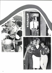 Canyon High School - Soaring Wings Yearbook (Canyon, TX) online yearbook collection, 1987 Edition, Page 6
