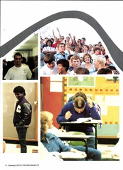Canyon High School - Soaring Wings Yearbook (Canyon, TX) online yearbook collection, 1987 Edition, Page 8