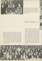 Capitol Hill High School - Chieftain Yearbook (Oklahoma City, OK) online yearbook collection, 1951 Edition, Page 112