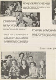 Capitol Hill High School - Chieftain Yearbook (Oklahoma City, OK) online yearbook collection, 1951 Edition, Page 114