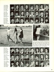 Capitol Hill High School - Chieftain Yearbook (Oklahoma City, OK) online yearbook collection, 1969 Edition, Page 87
