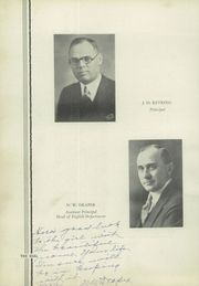 Carbondale Community High School - Dial Yearbook (Carbondale, IL) online yearbook collection, 1934 Edition, Page 10