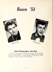 Carleton University - Yearbook (Ottawa, Ontario Canada) online yearbook collection, 1953 Edition, Page 12 of 104