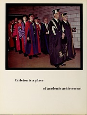 Carleton University - Yearbook (Ottawa, Ontario Canada) online yearbook collection, 1965 Edition, Page 10 of 260