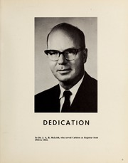 Carleton University - Yearbook (Ottawa, Ontario Canada) online yearbook collection, 1965 Edition, Page 9