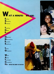 Carlmont High School - Yearbook (Belmont, CA) online yearbook collection, 1987 Edition, Page 6 of 240