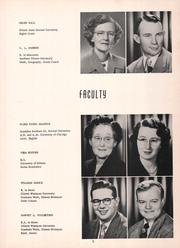 Carlyle High School - Tomahawk Yearbook (Carlyle, IL) online yearbook collection, 1951 Edition, Page 9