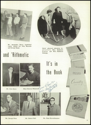 Carrick High School - Carrickter Yearbook (Pittsburgh, PA) online yearbook collection, 1956 Edition, Page 17