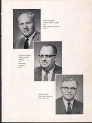 Page 11, 1961 Edition, Carroll High School - Carrollian Yearbook (Carroll, OH) online yearbook collection