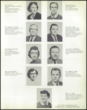 Carrollton Community High School - White C Yearbook (Carrollton, IL) online yearbook collection, 1958 Edition, Page 11