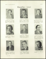 Carrollton High School - Carhisean Yearbook (Carrollton, OH) online yearbook collection, 1953 Edition, Page 12 of 88