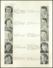 Carrollton High School - Carhisean Yearbook (Carrollton, OH) online yearbook collection, 1953 Edition, Page 16 of 88