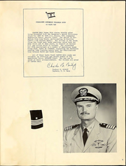 Carter Hall (LSD 3) - Naval Cruise Book online yearbook collection, 1968 Edition, Page 5 of 66