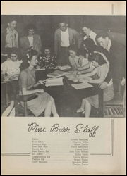 Carthage High School - Pine Burr Yearbook (Carthage, TX) online yearbook collection, 1947 Edition, Page 10