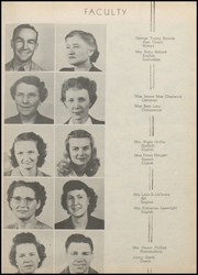 Carthage High School - Pine Burr Yearbook (Carthage, TX) online yearbook collection, 1947 Edition, Page 15 of 116
