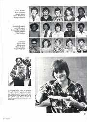 Carthage High School - Pine Burr Yearbook (Carthage, TX) online yearbook collection, 1981 Edition, Page 96