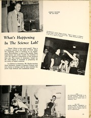 Caruthersville High School - Cotton Blossom Yearbook (Caruthersville, MO) online yearbook collection, 1955 Edition, Page 17
