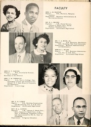 Carver College - Carveran / Buck Yearbook (Charlotte, NC) online yearbook collection, 1956 Edition, Page 12