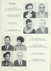 Carver High School - Memories Yearbook (Winston Salem, NC) online yearbook collection, 1962 Edition, Page 15