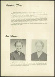 Cassadaga Valley High School - Valley View Yearbook (Sinclairville, NY) online yearbook collection, 1953 Edition, Page 16 of 100